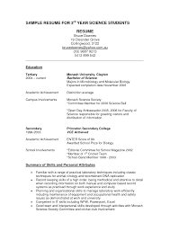 Resume Format For Science Students     BNSC Resume Format For Science Students scientist resume science