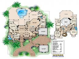 floor plans tuscan style house plans with courtyard mexzhousecom