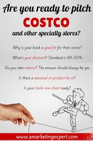 Get Your Book into Costco  and other specialty stores    The                Costco bblog pin png