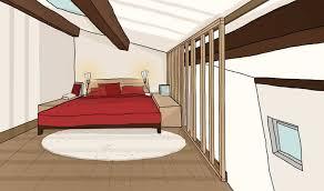 claustra bureau amovible fermer une mezzanine pour en faire une chambre parentale