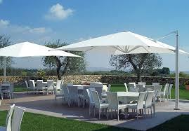 Offset Patio Umbrella by Offset Patio Umbrella Commercial Fabric Aluminum Sa Mdt