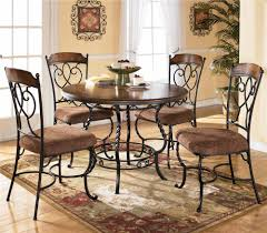Dining Room Sets With Round Tables Dining Room Modern Ashley Furniture Round Dining Room Sets