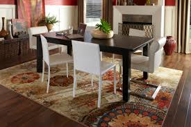 Rug Sizes For Living Room Area Rug In Dining Room Dining Room Area Rugs Style Theories