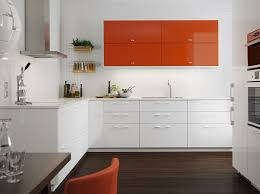 kitchen orange kitchen appliances inside fresh vintage red