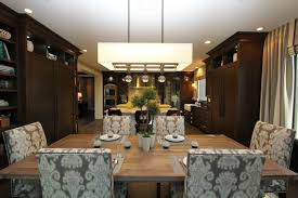 hamptons inspired luxury home kitchen dining room robeson design