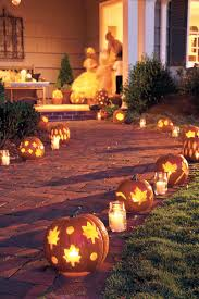 illuminated halloween decorations 33 halloween pumpkin carving ideas southern living