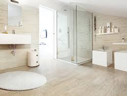 Pink Tile Bathroom Ideas Colors Wood Tile Shower Wall White Pink Colors Wooden Vanity Wall Mirror