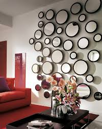 Decorating Living Room Walls With Mirrors Wall Unique Home Decor For - Living room mirrors decoration