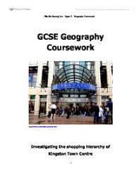 Geography Controlled Assessment How to get maximum marks  Field Studies Council