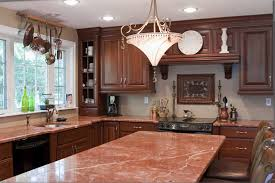 How Much Are Custom Kitchen Cabinets 100 Kitchen Backsplash Ideas With Santa Cecilia Granite