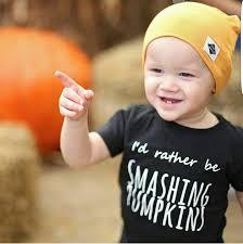 Toddler Boy Halloween Shirt by I U0027d Rather Be Smashing Pumpkins Baby Band Tee Shirt Cool