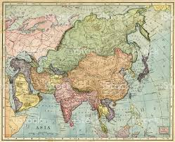 Map Of Asia by Map Of Asia 1896 Stock Photo 492441481 Istock