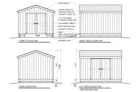 Free Saltbox Wood Shed Plans by Februari 2017