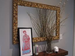 diy bathroom mirror frame ideas images