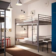 basic bunks with industrial chic