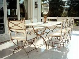 Cast Iron Patio Set Table Chairs Garden Furniture - popular wrought iron outdoor furniture home design by fuller