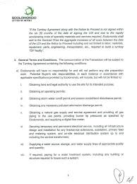 Legal Letter Of Intent by Fourth Addendum To A Letter Of Intent Of May 12 2014 By