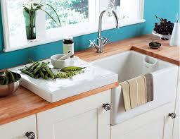 Belfast Traditonal Ceramic Kitchen Sink Astracast - Ceramic white kitchen sink