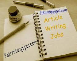 academic writers jobs