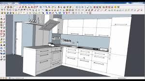 kitchen designs sketchup tutorial kitchen cabinets l shaped