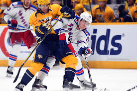 Nashville Predators vs  New York Rangers  Good Guys vs  Jimmy