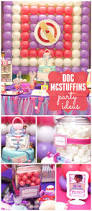 Background Decoration For Birthday Party At Home 118 Best Doc Mcstuffins Party Ideas Images On Pinterest Birthday
