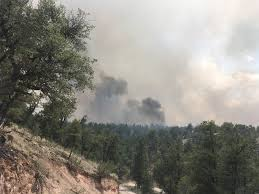 New Mexico Wildfire Map by Gila National Forest U2013 Corral Fire And Straw Fire U2013 June 23 2017