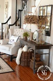 Pic Of Home Decoration Best 25 Farmhouse Style Decorating Ideas On Pinterest Basement