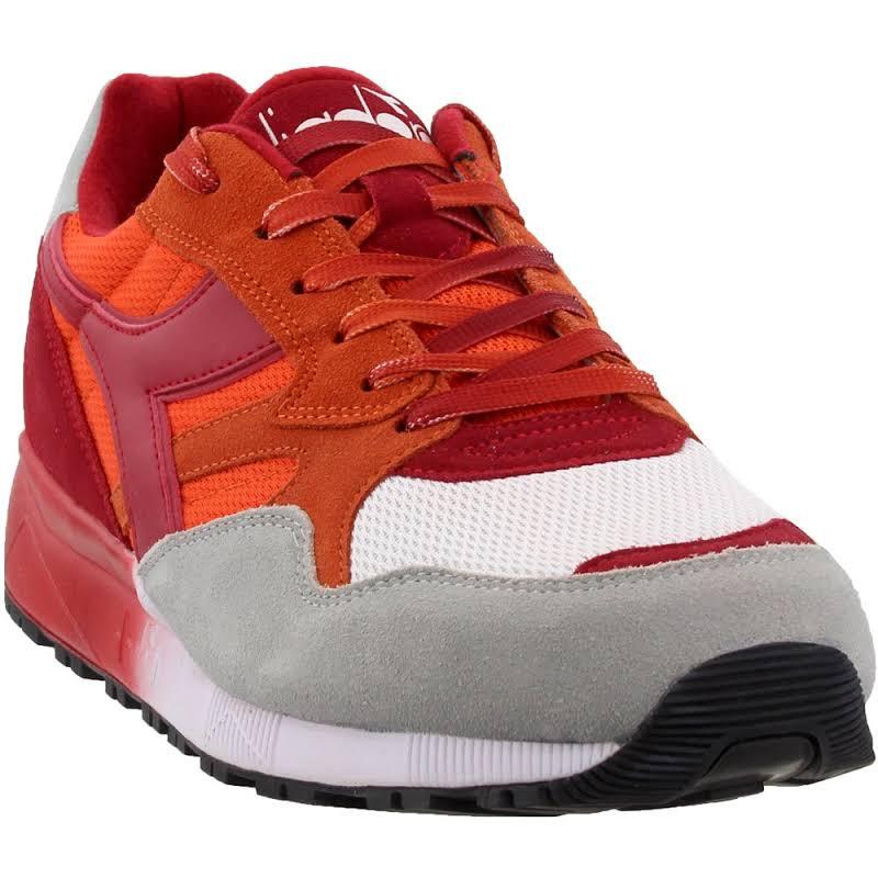 Diadora N902 Speckled Sneakers Orange- Mens