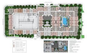 site plan folio west apartments in west houston