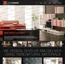 Interior Designer Website by Contractors Website Templates Builders Websites Design Company