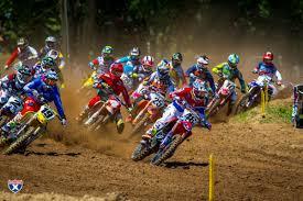 motocross race tonight 2018 lucas oil pro motocross championship schedule announced