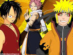 Wallpapers Backgrounds - Piece Wallpaper Fairy Tail Wallpapers Naruto Hokage Shippuden