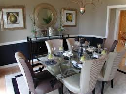 Dining Room Decorating Ideas On A Budget Mirror In Dining Room Ideas Dining Room Mirror Decorating Ideas