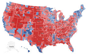 Map Of Northeast United States by There Are Many Ways To Map Election Results We U0027ve Tried Most Of
