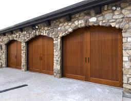 custom garage door design manufacturing modern rustic designs wood garage doors