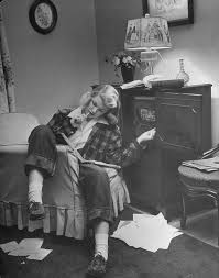 images about The Invention of Teenagers on Pinterest  quot Pat Woodruff does homework with radio going full blast quot  Pictures Nina Leen shot for