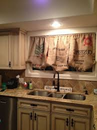 country decor curtains dining table the middle room beige gingham