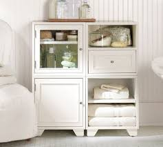 Pottery Barn Bathroom Storage by Bathroom Storage Cabinets Floor Unitebuys Modern Interior Design