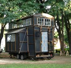 couple u0027s u0027tiny house mansion u0027 was built entirely from movie sets