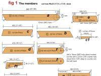 Wooden Folding Picnic Table Plans by Folding Picnic Table Plans Side Elevation Diy Ideas