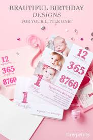 1st Year Baby Birthday Invitation Cards 181 Best Best Birthday Party Invitations Images On Pinterest