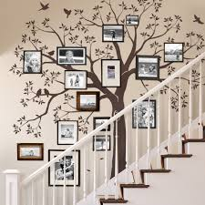 Bedroom Wall Decals Trees Staircase Family Tree Wall Decal Tree Wall Decal Organic Giant
