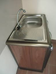 portable kitchen sink cabinet saving tips for portable kitchen