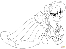 my equestria rarity coloring page my little pony coloring pages