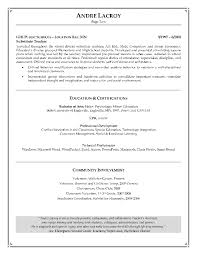Education Cover Letter Sample Subsute Teacher