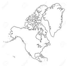 N America Map by Geography Blog Printable Maps Of North America North America