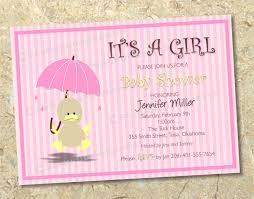 color baby shower invites templates