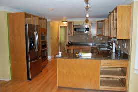 Kitchen Cabinet Refacing Before And After Photos Kitchen Cabinet Refinishing Before After Diy Kitchen Cabinets