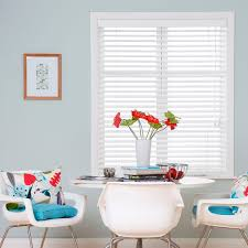 ready made window blinds decorating 2 white faux wood blinds white wood blinds wooden